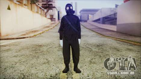 GTA Online Skin 10 para GTA San Andreas segunda tela