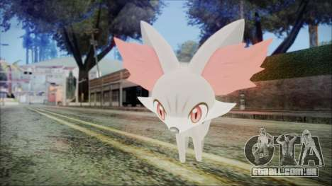 Fennekin Shiny (Pokemon XY) para GTA San Andreas