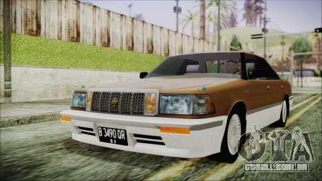 Toyota Crown Royal Saloon 1994 para GTA San Andreas