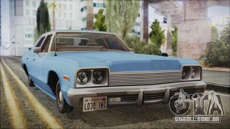 Dodge Monaco 1974 Civilian para GTA San Andreas