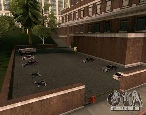 Veículos estacionados para GTA San Andreas terceira tela