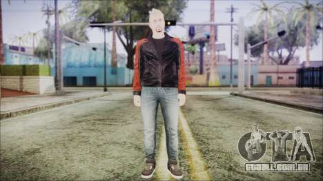 GTA Online Skin 42 para GTA San Andreas segunda tela