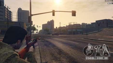 GTA 5 .30 Cal M1 Carbine Rifle quarto screenshot