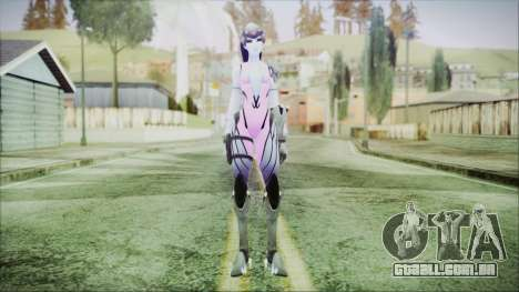 Widowmaker - Overwatch para GTA San Andreas segunda tela