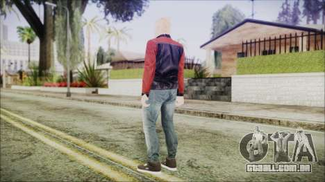 GTA Online Skin 42 para GTA San Andreas terceira tela