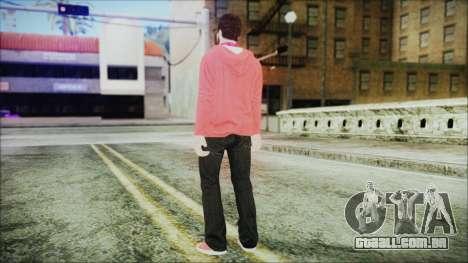 GTA Online Skin 26 para GTA San Andreas terceira tela