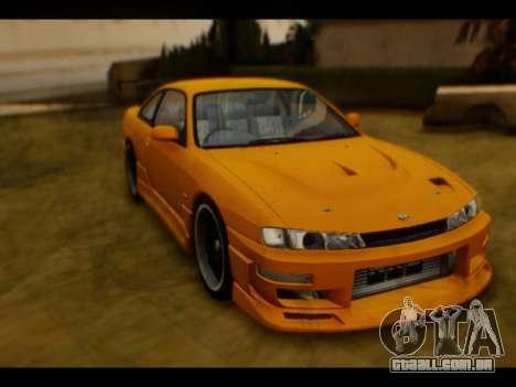 ENB S-G-G-K para GTA San Andreas terceira tela