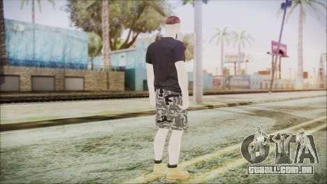 GTA Online Skin 46 para GTA San Andreas terceira tela