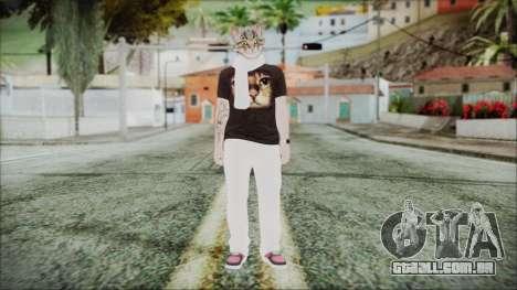 GTA Online Skin 35 para GTA San Andreas segunda tela