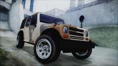 GTA 5 Canis Crusader IVF para GTA San Andreas