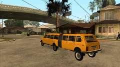 O trailer para o VAZ 2131 Hyper