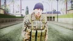 World In Conflict Malashenko Winter para GTA San Andreas