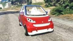 Smart ForTwo 2012 v0.1