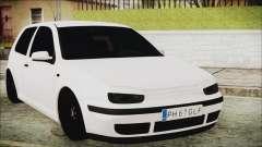 Volkswagen Golf 4 Romanian Edition para GTA San Andreas