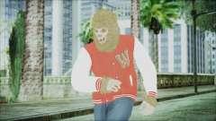 GTA Online Skin 34 para GTA San Andreas