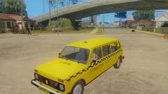 VAZ 2131 7-Porta de Táxi