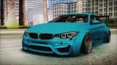 BMW M4 2014 Liberty Walk