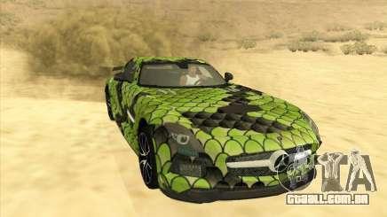 Mercedes-Benz SLS AMG Snake para GTA San Andreas