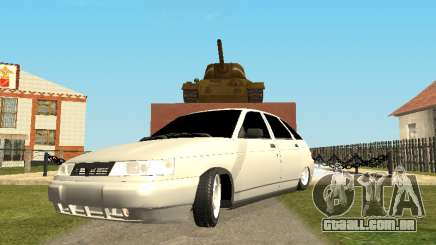 VAZ 2112 Bunker 0,1 v para GTA San Andreas