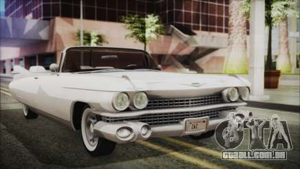 Cadillac Eldorado Biarritz 1959 para GTA San Andreas
