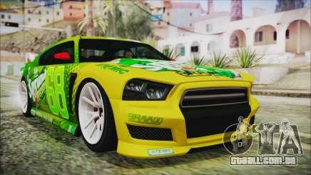 GTA 5 Bravado Buffalo Sprunk para GTA San Andreas