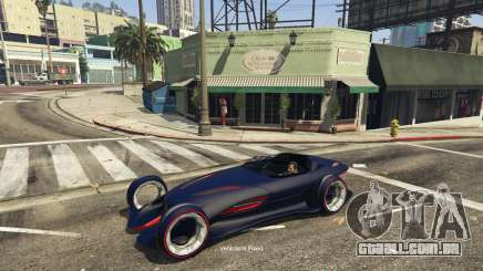 Mercedes-Benz Silver Lightning - Replace para GTA 5