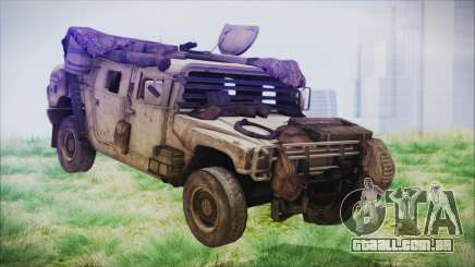 Humvee from Spec Ops The Line para GTA San Andreas