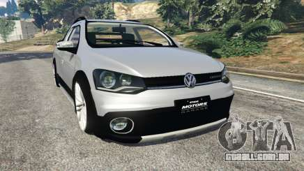 Volkswagen Saveiro G6 Cross para GTA 5