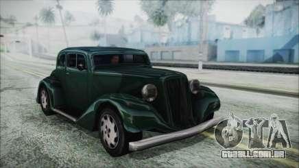Hustler Beta para GTA San Andreas