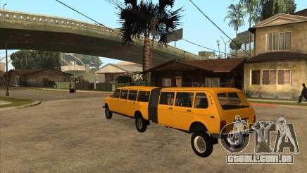 O trailer para o VAZ 2131 Hyper para GTA San Andreas