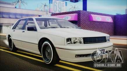 GTA 5 Albany Primo Custom para GTA San Andreas