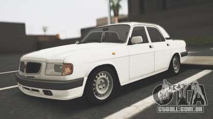 GAZ 3110 Stoke para GTA San Andreas