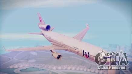 McDonnell-Douglas MD-11 Japan Airlines para GTA San Andreas