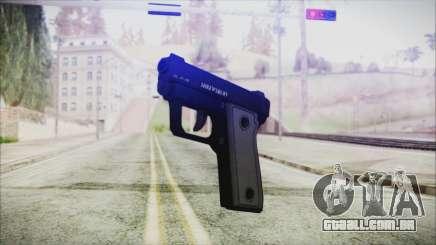 GTA 5 SNS Pistol - Misterix 4 para GTA San Andreas