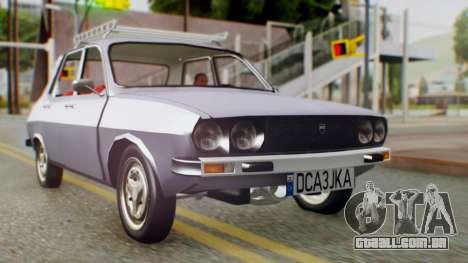 Dacia 1310 v2 para GTA San Andreas