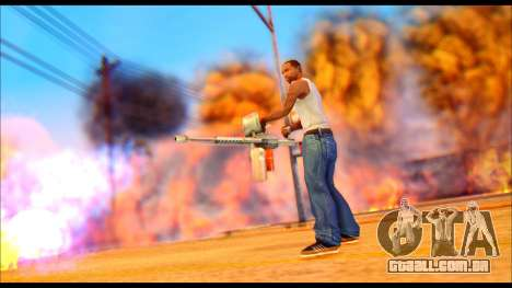 The Best Effects of 2015 para GTA San Andreas quinto tela