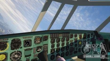 GTA 5 O IL-76 v1.1 sexta imagem de tela