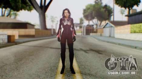 Jillanna para GTA San Andreas segunda tela