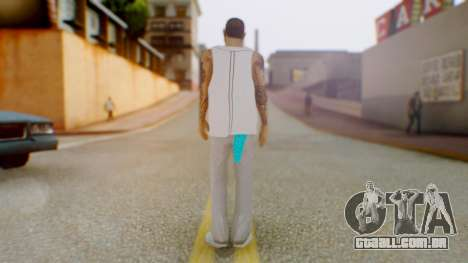 New Cesar HD para GTA San Andreas terceira tela