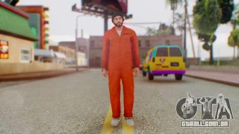 FOR-H Prisoner para GTA San Andreas segunda tela