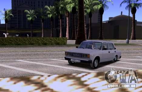 VAZ 2105 KBR para GTA San Andreas
