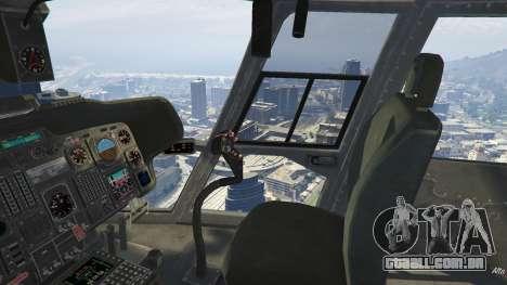 GTA 5 Harbin Z-9 oitmo screenshot