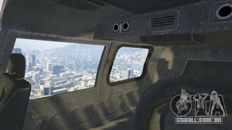 GTA 5 Harbin Z-9 sétima screenshot