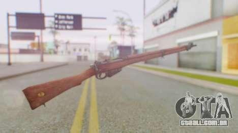 Arma OA Lee Enfield para GTA San Andreas segunda tela