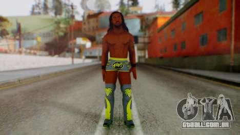WWE Kofi para GTA San Andreas segunda tela