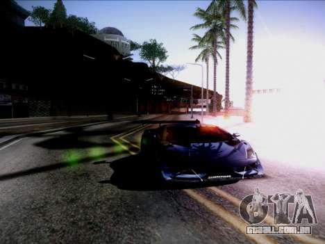 Fixo o pôr do sol para GTA San Andreas segunda tela