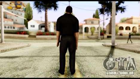 WWE SEC 2 para GTA San Andreas terceira tela