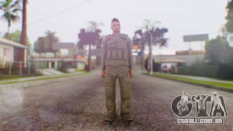 GTA Online Executives and other Criminals Skin 2 para GTA San Andreas