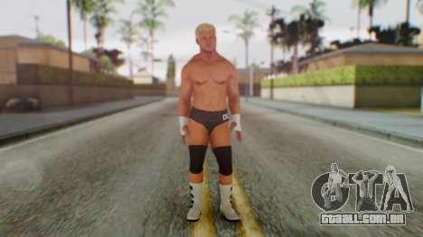 Dolph Ziggler 1 para GTA San Andreas segunda tela