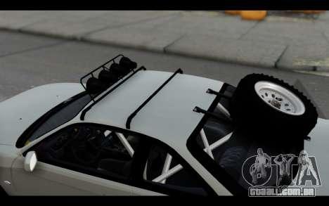 Nissan Silvia S14 Rusty Rebel para GTA San Andreas vista interior